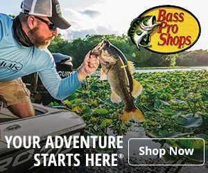 bass pro shops fishing