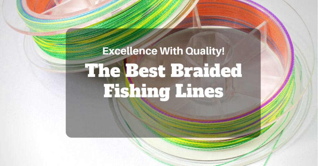 super lines for salmon fishing